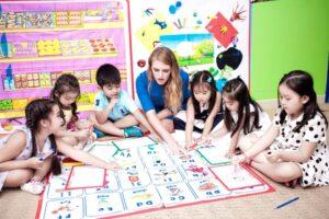 Lợi ích của việc học tiếng Anh sớm ở trẻ mẫu giáo