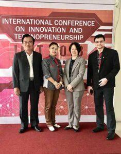 Tham dự hội thảo quốc tế ở Malaysia