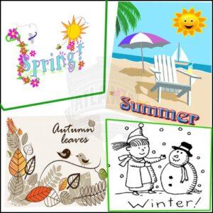 Bảy cụm từ tiếng Anh về mùa đông